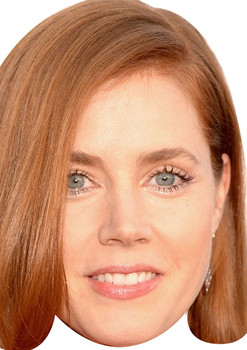 Amy Adams Celebrity Face Mask