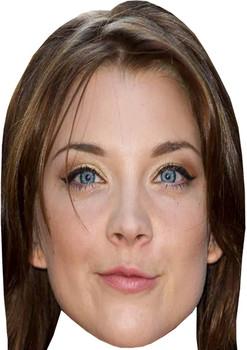 Natalie Dormer Celebrity Face Mask