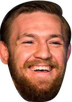 Connor Mcgregor Irish Fighter Celebrity Face Mask