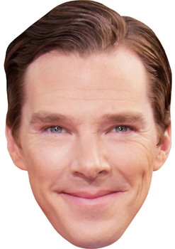 Benedict Cumberbatch Film Stars Movies Face Mask