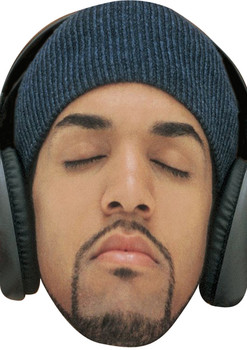 Craig David Music Face Mask