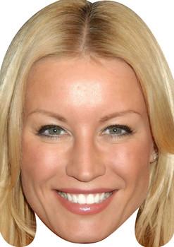 Denise Van Outen Tv Stars Face Mask