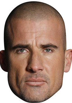 Dominic Purcell Tv Stars Face Mask