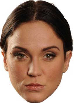 Vacky Pattinson Short Hair Tv Stars Face Mask