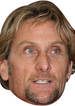 Carl Fogarty Sports Face Mask
