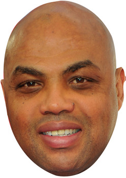 Charles Barkley Sports Face Mask