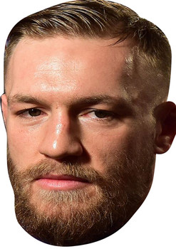 Connor Mcgregor Sports Face Mask