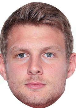 Dan Biggar Sports Face Mask