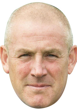 Mark Warburton Glasgow Manager Sports Face Mask
