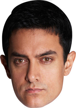 Aamir Khan Bollywood Face Mask
