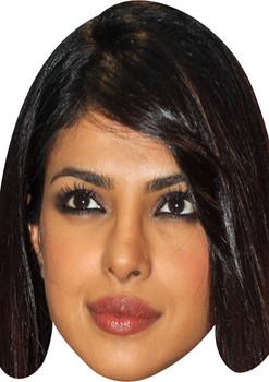 Priyanka Chopra Bollywood Face Mask
