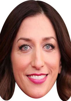 Chelsea Peretti Celebrity Face Mask