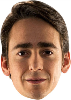 Esteban Gutierrez Celebrity Face Mask