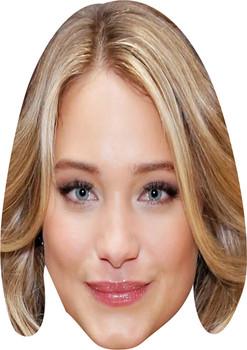 Hannah Davis Celebrity Face Mask