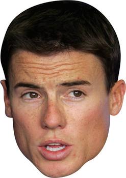 James Toseland Celebrity Face Mask