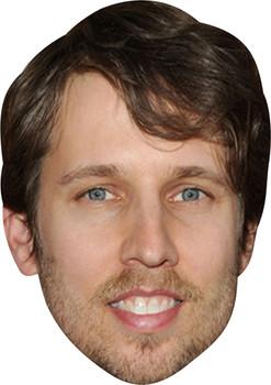 Jon Heder Celebrity Face Mask
