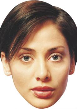 Natalie Imbruglia Celebrity Face Mask