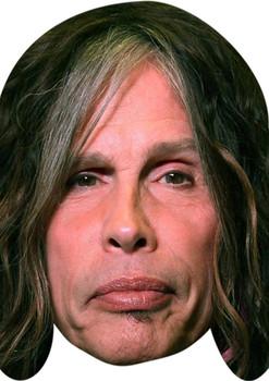 Steven Tyler Celebrity Face Mask