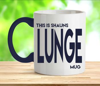 Adult Football Mug Template Rude Mug