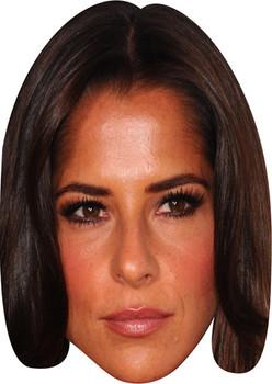 Kelly Monaco Celebrity Facemask