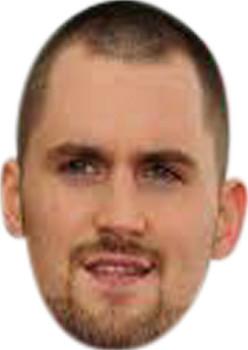 Kevin Love Celebrity Facemask