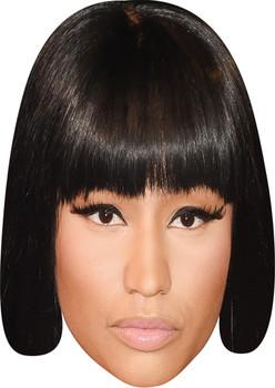 Nicki Minaj 2018 New Celebrity Facemask
