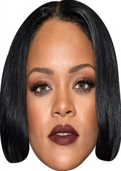 Rihanna 2018 Celebrity Facemask