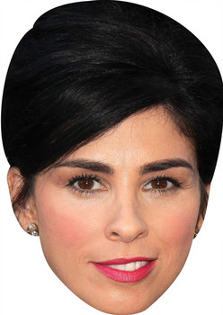 Sarah Silverman Celebrity Facemask