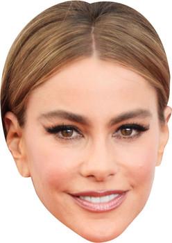 Sofia Vergara Celebrity Facemask