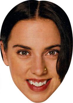 Sporty Spice Celebrity Facemask