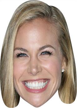 Brooke Burns - TV Stars Face Mask