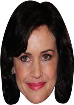 Carla Gugino Tv Stars Face Mask