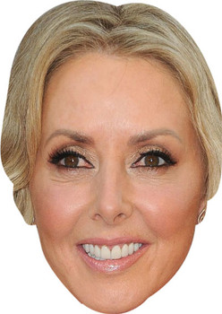 Carol Vorderman Tv Stars Face Mask