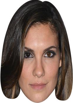 Daniela Ruah Tv Stars Face Mask