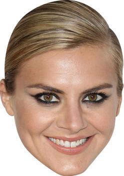 Eliza Coupe 2018 Tv Stars Face Mask