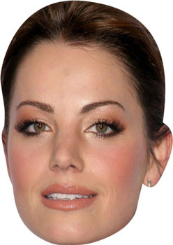 Erica Durance Tv Stars Face Mask