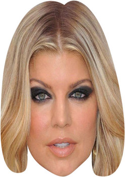 Fergie Tv Stars Face Mask