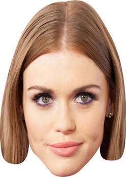 Holland Roden Tv Stars Face Mask