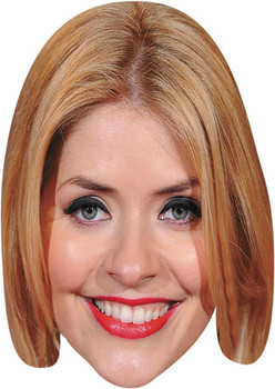 Holly Willoughby Tv Stars Face Mask