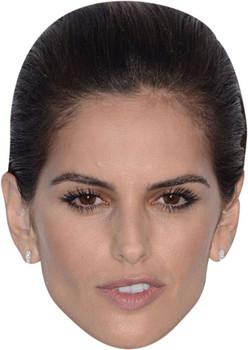Izabel Goulart Tv Stars Face Mask