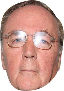 James Patterson Tv Stars Face Mask