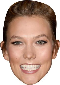 Karlie Kloss Tv Stars Face Mask