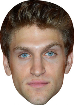 Keegan Allen Tv Stars Face Mask
