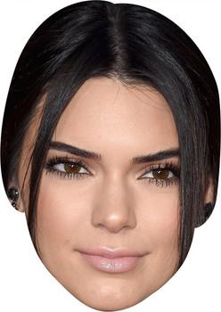 Kendall Jenner Tv Stars Face Mask