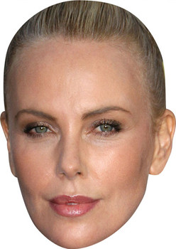 Charlize Theron Tv Stars Face Mask