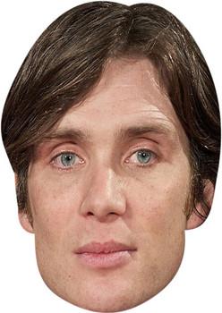 Cillian Murphy Tv Stars Face Mask