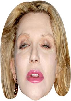 Courtney Love Tv Stars Face Mask