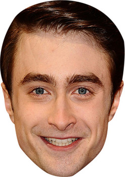 Danniel Radcliffe 2018 Tv Stars Face Mask