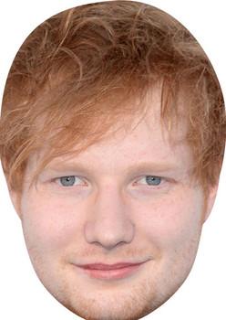 Ed Sheeran New 2018 Tv Stars Face Mask