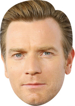 Ewan Mcgregor Tv Stars Face Mask